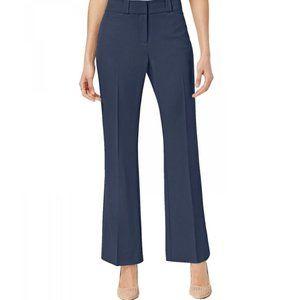 Alfani Curvy Fit Navy Dress Trouser Petite 10P